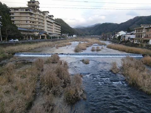 三朝温泉 河原風呂 鳥取 無料 混浴 日帰り温泉 画像