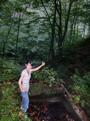 見立温泉 見立の湯 野天湯 画像