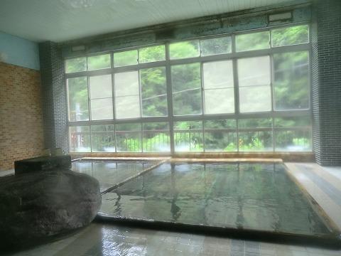 西山温泉「元湯蓬莱館」