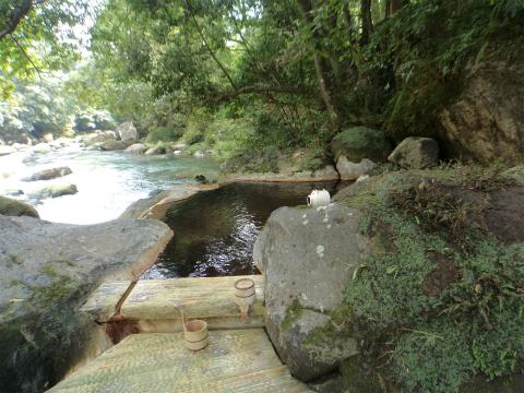 妙見温泉「妙見石原荘」