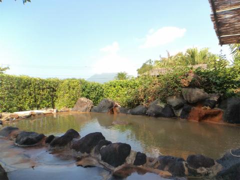 長寿温泉「ペンション 菜の花館」
