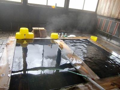 西山温泉「下の湯」