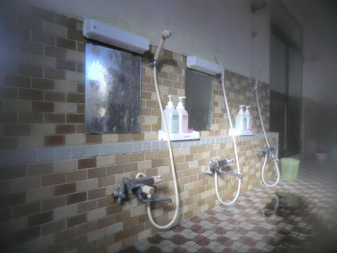 糠平温泉 糠平温泉ホテル 北海道 日帰り入浴 女性用露天風呂 画像