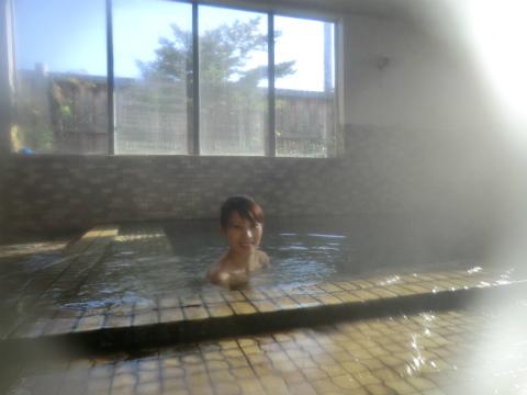 糠平温泉 糠平温泉ホテル 北海道 日帰り入浴 女性用内湯 画像