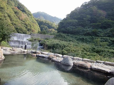 小川温泉 ホテルおがわ 富山 女性専用露天風呂 日帰り温泉 画像