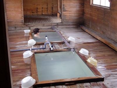 恐山温泉 恐山 菩提寺境内 青森 温泉 女性用内湯 日帰り入浴