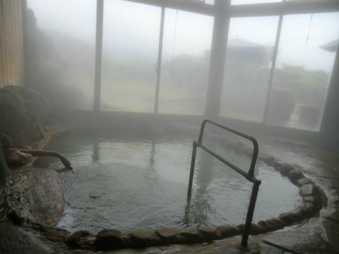 ニセコ黄金温泉 黄金温泉 北海道 日帰り入浴 混浴 露天風呂 画像