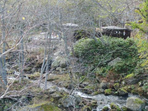 羅臼温泉 熊の湯 北海道 混浴 共同湯 画像