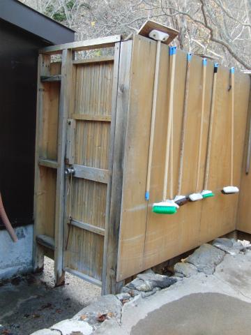 羅臼温泉 熊の湯 北海道 混浴 露天風呂 無料 画像