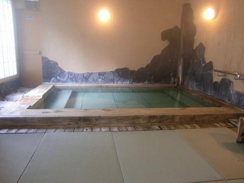 龍神温泉 下御殿 和歌山 混浴 露天風呂 日帰り入浴 温泉 画像