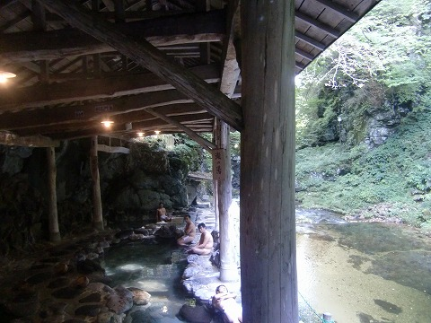 作並温泉「鷹泉閣岩松旅館」