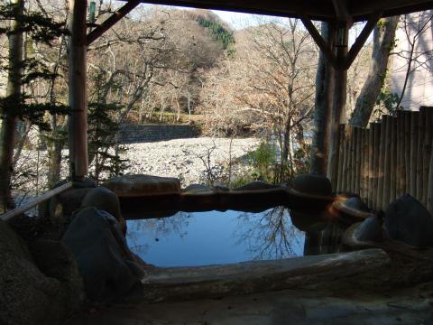 桜野温泉「熊嶺荘」