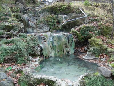 岩尾別温泉「三段の湯」