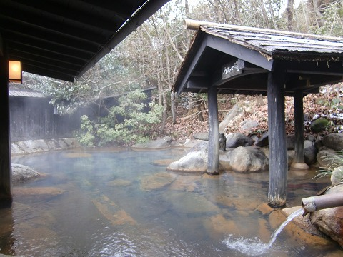 黒川温泉「旅館山河」