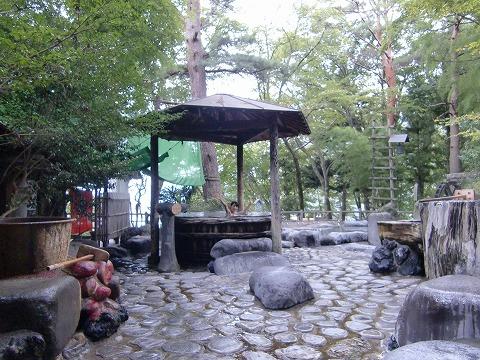 猿ヶ京温泉「ホテル湖城閣」