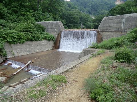 先達川温泉 先達川の湯 乳頭温泉郷 秋田 野湯 画像