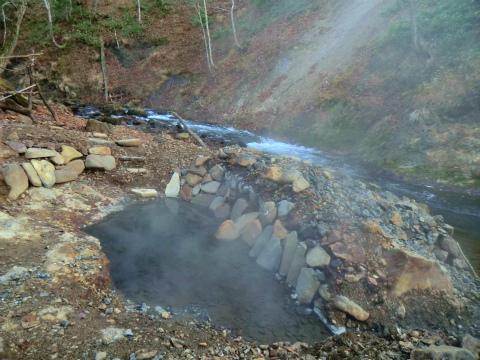然別峡温泉「チニカ (ペニチカ) の湯」