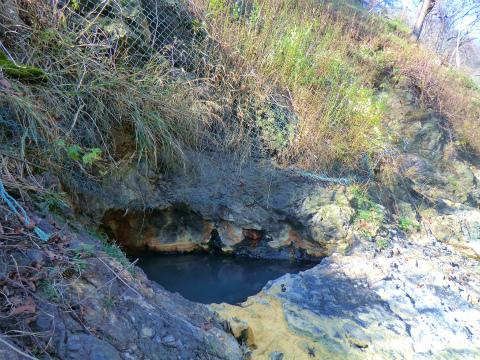 然別峡温泉「夫婦の湯」