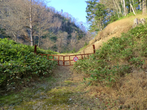 然別峡温泉 シリオパの湯 北海道 混浴 露天風呂 野天湯 画像
