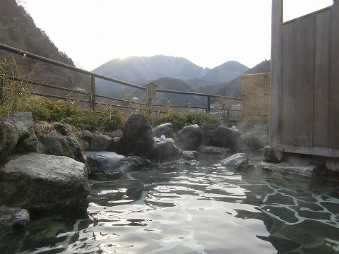 中川温泉「信玄館」