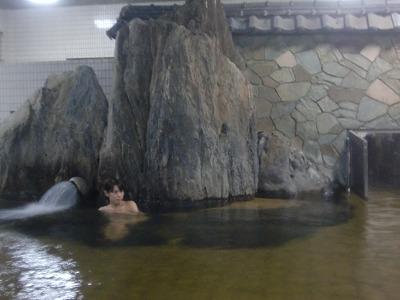 新菊島温泉 混浴 日帰り温泉 福島 画像