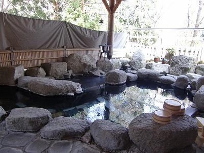 白布温泉「ホテル渓山」