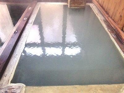 白骨温泉 泡の湯 長野 混浴 露天風呂 野天風呂