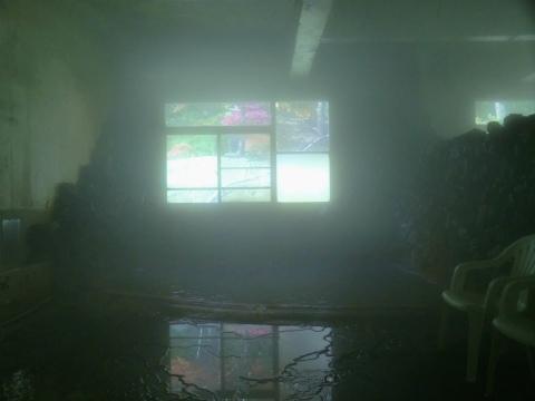 知内温泉 ユートピア和楽園 北海道 日帰り入浴 混浴 露天風呂 画像
