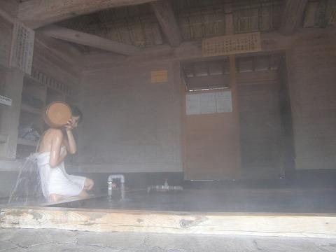 由布院温泉 下ん湯 共同浴場 大分 金鱗湖 温泉 日帰り入浴 画像
