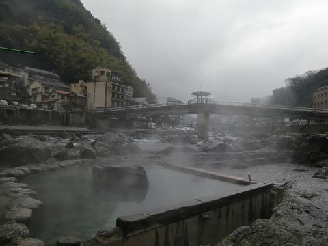 天ヶ瀬温泉「シャレー水光園」