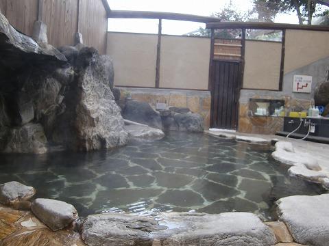 天ヶ瀬温泉 みるき~すぱサンビレッヂ 大分 混浴 露天風呂 日帰り入浴 温泉 画像
