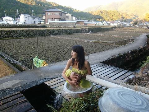 井関温泉 たらいの湯 和歌山 日帰り温泉 野天 画像