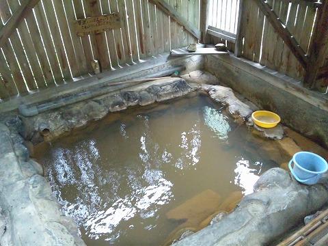 田代新湯 青森県 温泉 混浴 野天 日帰り入浴 画像