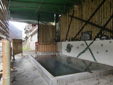 天ヶ瀬温泉「鶴舞の湯」