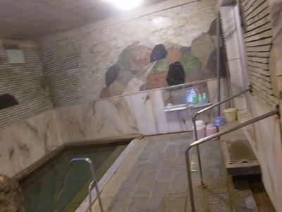 肘折温泉 つたや肘折ホテル  山形 混浴内湯 画像