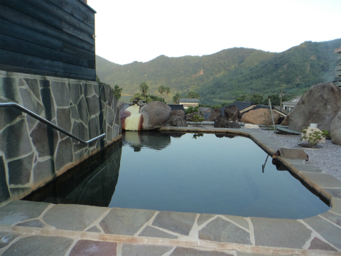 鰻温泉「民宿うなぎ湖畔」