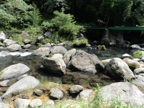 妙見温泉 和気湯前の河原の湯 鹿児島 混浴 露天風呂 日帰り入浴 温泉 画像