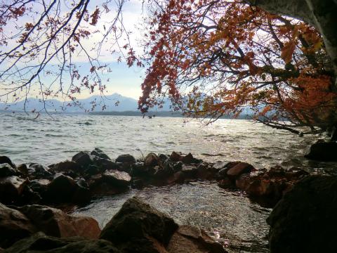 屈斜路湖畔「奥の湯」