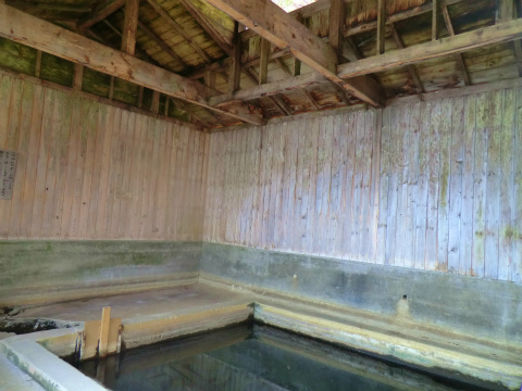 屈斜路湖畔 和琴温泉 共同浴場 北海道 混浴 露天風呂 無料 画像