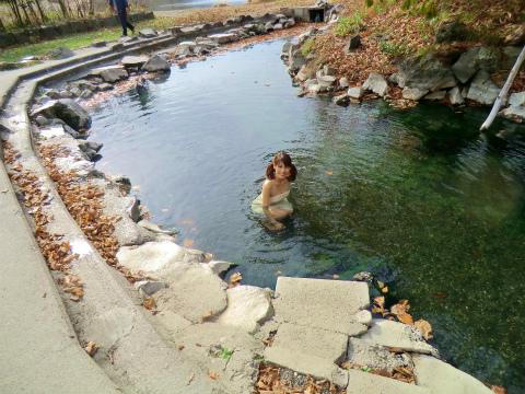 屈斜路湖畔 和琴温泉 露天風呂 北海道 混浴 露天風呂 無料 画像