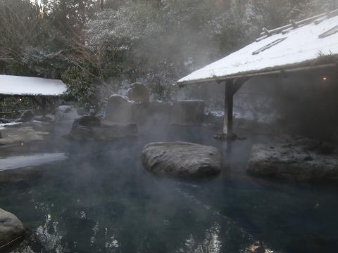 黒川温泉「やまびこ旅館」