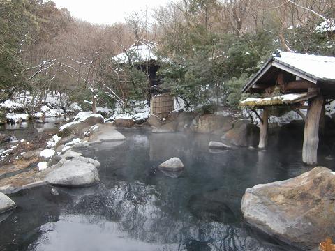 黒川温泉「山みず木」