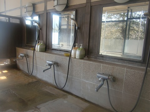 八塩温泉 神水館 日帰り入浴 混浴 群馬 画像