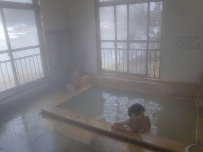 湯倉温泉 湯倉共同浴場 混浴 日帰り 温泉 福島 共同浴場 画像