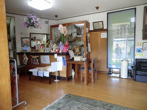 湯岐温泉 和泉屋旅館 外観 日帰り温泉 福島 混浴 画像