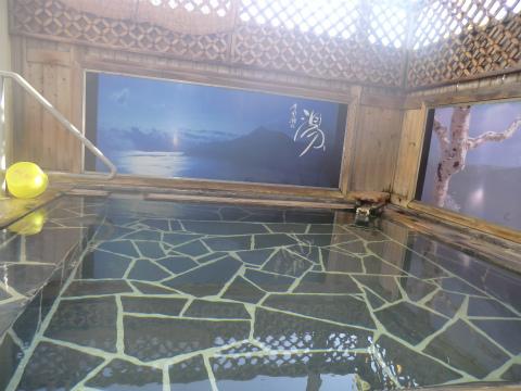 川湯温泉 温泉浪漫の宿 湯の閣  北海道 日帰り入浴 男女別露天風呂 画像