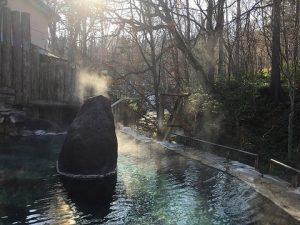 神韻の湯 露天風呂
