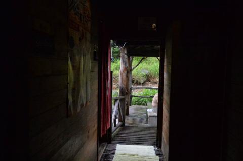 乳頭温泉郷 「黒湯温泉」画像