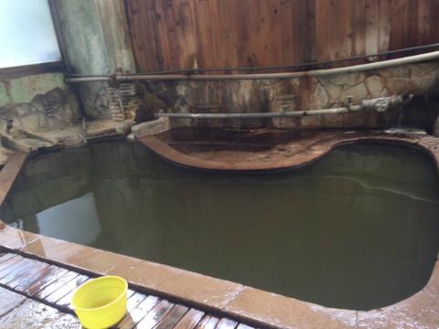 黒湯の高友旅館 東鳴子温泉 混浴 画像