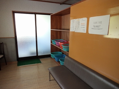 湯岐温泉 和泉屋旅館 共同浴場 混浴 日帰り温泉 福島 画像